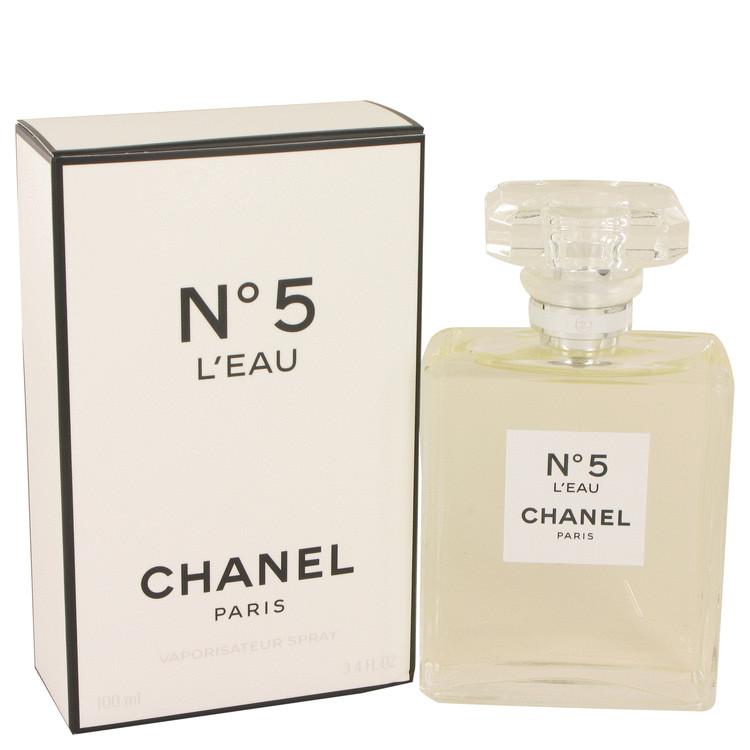 7b7c4782 Chanel No. 5 L'eau Eau De Toilette Spray 100 ml
