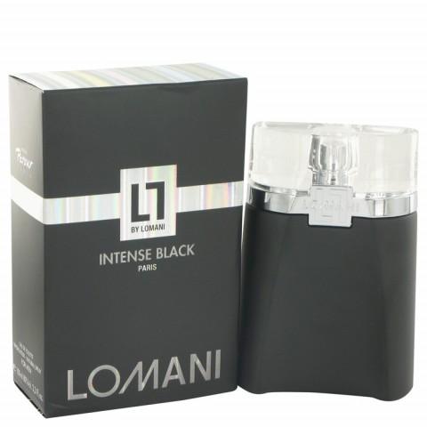Lomani Intense Black - Lomani