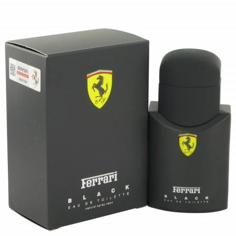 Ferrari Black - Ferrari