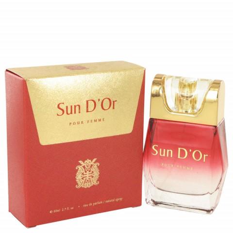 Sun D'or - YZY Perfume