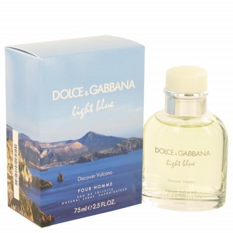 Light Blue Discover Vulcano - Dolce & Gabbana