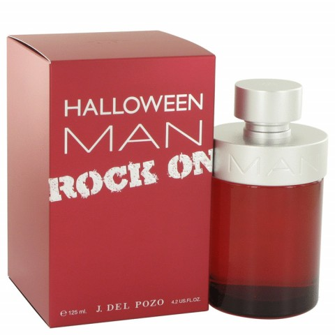 Halloween Man Rock On - Jesus Del Pozo