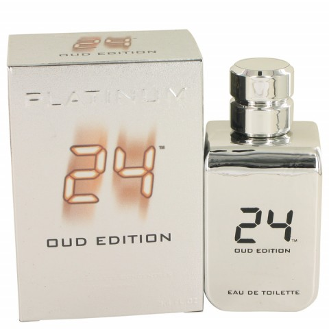 24 Platinum Oud Edition - ScentStory