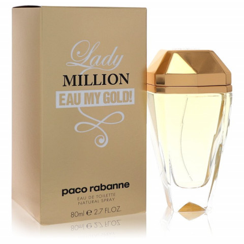 Lady Million Eau My Gold - Paco Rabanne