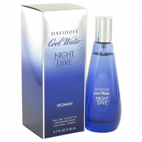 Cool Water Night Dive - Davidoff