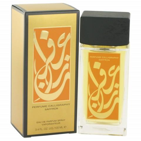Calligraphy Saffron - Aramis