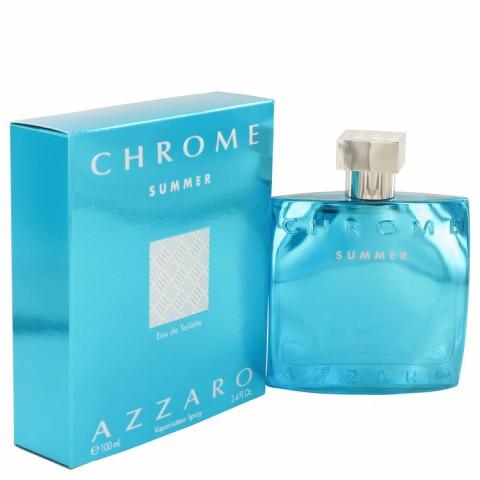 Chrome Summer - Loris Azzaro