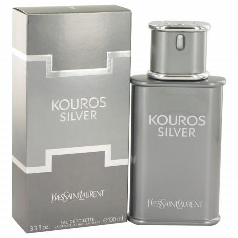 Kouros Silver - Yves Saint Laurent