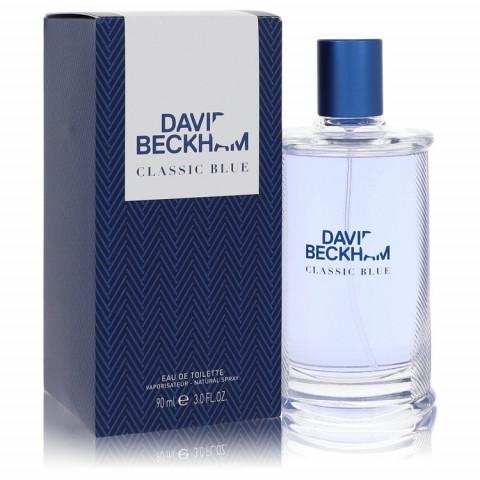 David Beckham Classic Blue - David Beckham