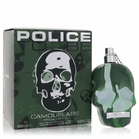 Police To Be Camouflage - Police Colognes