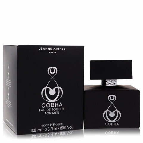 Cobra - Jeanne Arthes