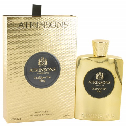 Oud Save The King - Atkinsons