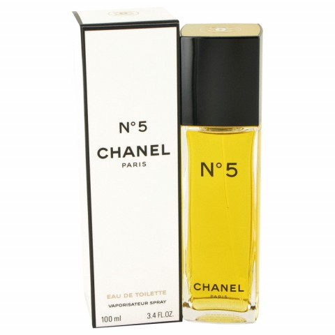 Chanel # 5 - Chanel