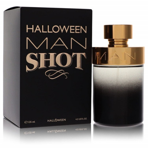 Halloween Man Shot - Jesus Del Pozo