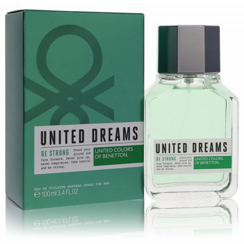 United Dreams Be Strong - Benetton
