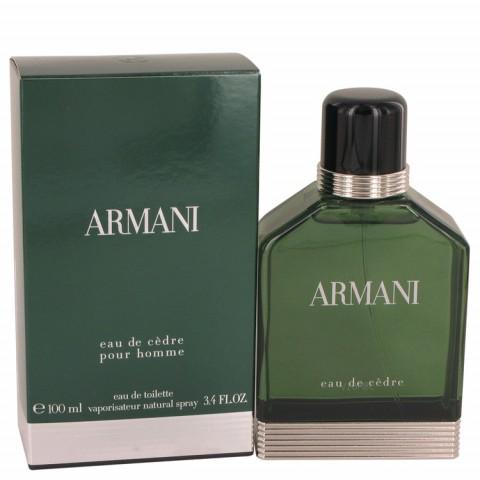 Armani Eau De Cedre - Giorgio Armani