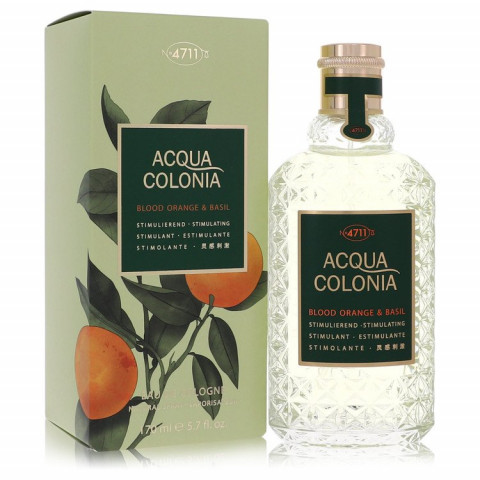4711 Acqua Colonia Blood Orange & Basil - 4711