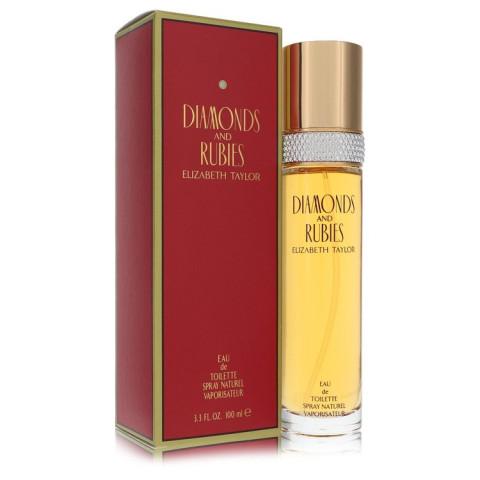 Diamonds & Rubies - Elizabeth Taylor