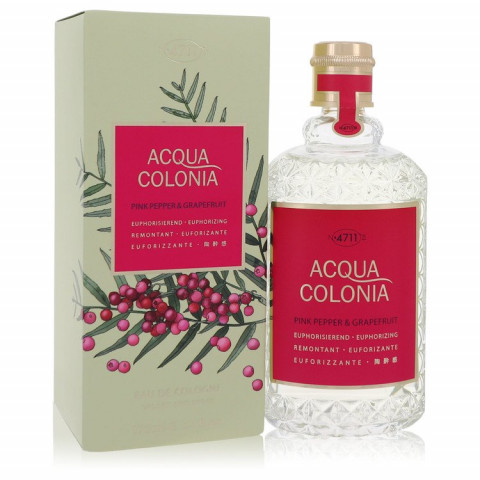4711 Acqua Colonia Pink Pepper & Grapefruit - Maurer & Wirtz
