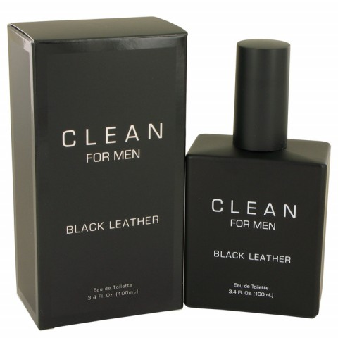 Clean Black Leather - Clean