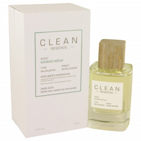 Clean Smoked Vetiver - Clean
