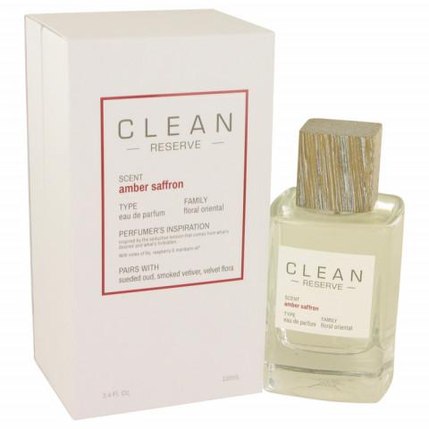 Clean Amber Saffron - Clean