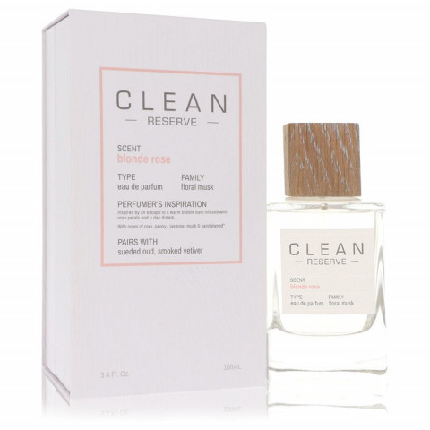 Clean Blonde Rose - Clean