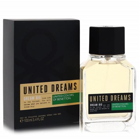 United Dreams Dream Big - Benetton