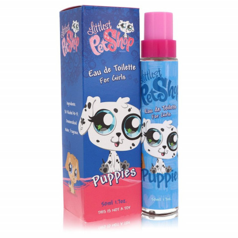 Littlest Pet Shop Puppies - Marmol & Son