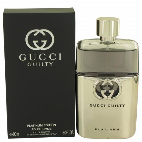 Gucci Guilty Platinum - Gucci
