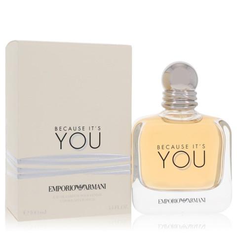 Because It's You - Emporio Armani