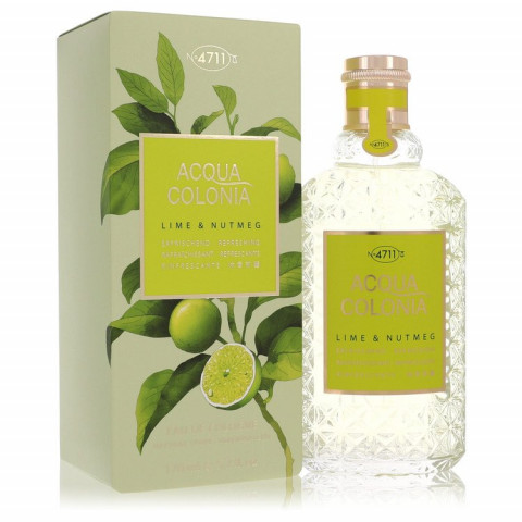 4711 Acqua Colonia Lime & Nutmeg - Maurer & Wirtz