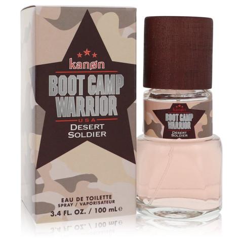Kanon Boot Camp Warrior Desert Soldier - Kanon
