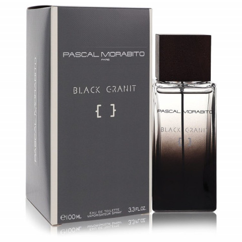 Black Granit - Pascal Morabito