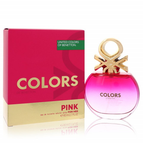 Colors Pink - Benetton