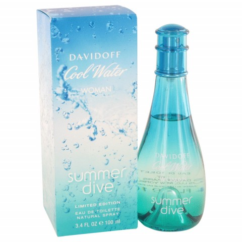 Cool Water Summer Dive - Davidoff