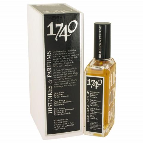 1740 Marquis De Sade - Histoires De Parfums