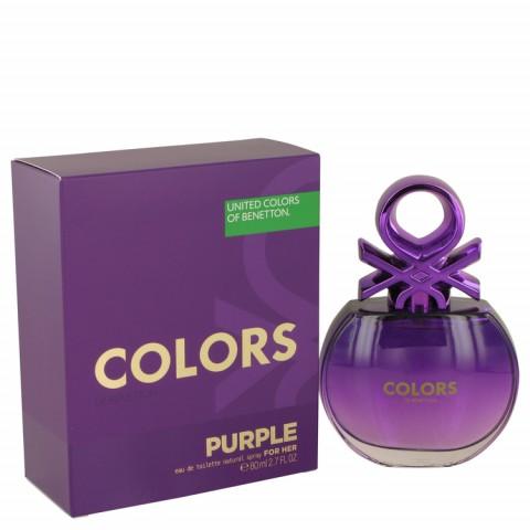United Colors of Benetton Purple - Benetton