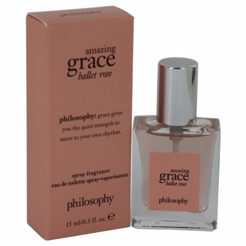Amazing Grace Ballet Rose - Philosophy