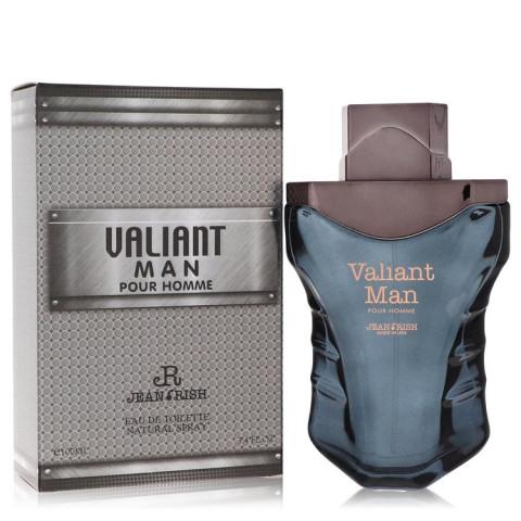 Valiant Man - Jean Rish