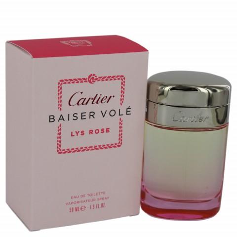Baiser Vole Lys Rose - Cartier