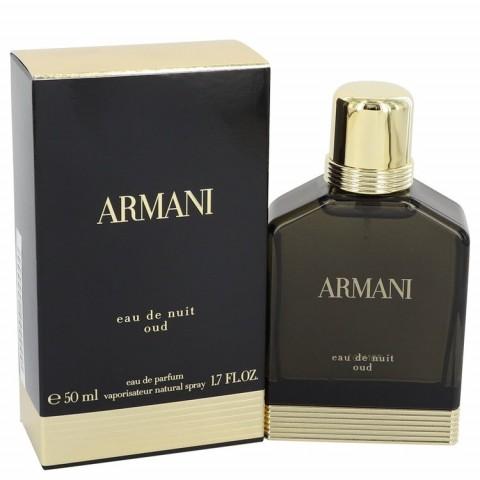 Armani Eau De Nuit Oud - Girgio Armani