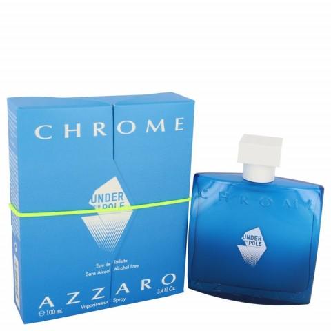 Chrome Under The Pole - Loris Azzaro