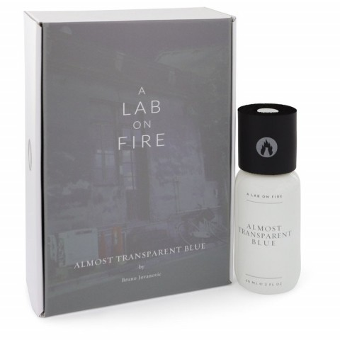 Almost Transparent Blue - A Lab on Fire