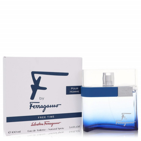 F Free Time - Salvatore Ferragamo