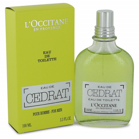 L'occitane Eau De Cedrat - L'occitane