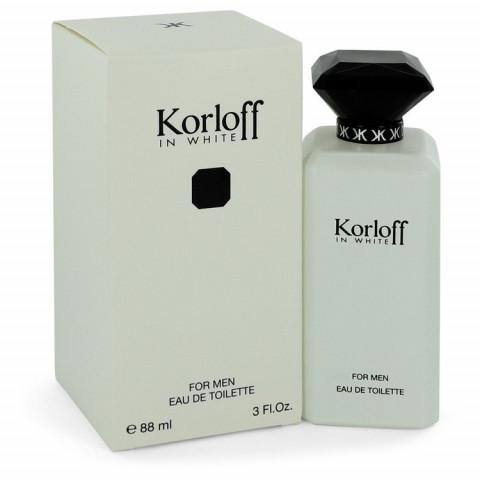 Korloff in White - Korloff