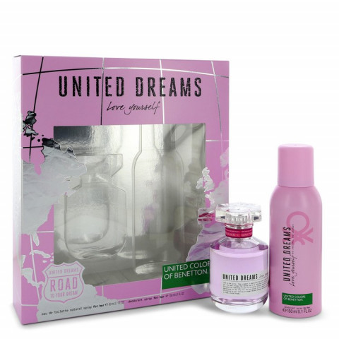 United Dreams Love Yourself - Benetton