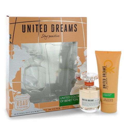 United Dreams Stay Positive - Benetton