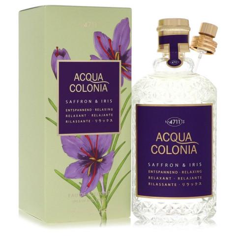 4711 Acqua Colonia Saffron & Iris - Acqua Di Parma